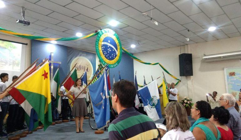 Irajá – Culto Cívico 2017