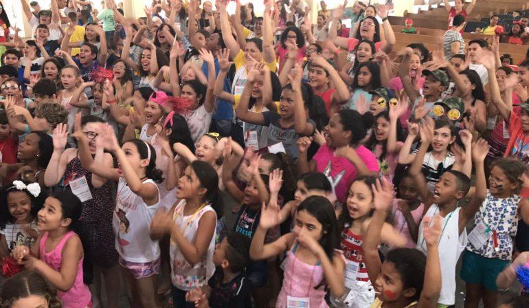 Retiro Infantil da Igreja de Caxias
