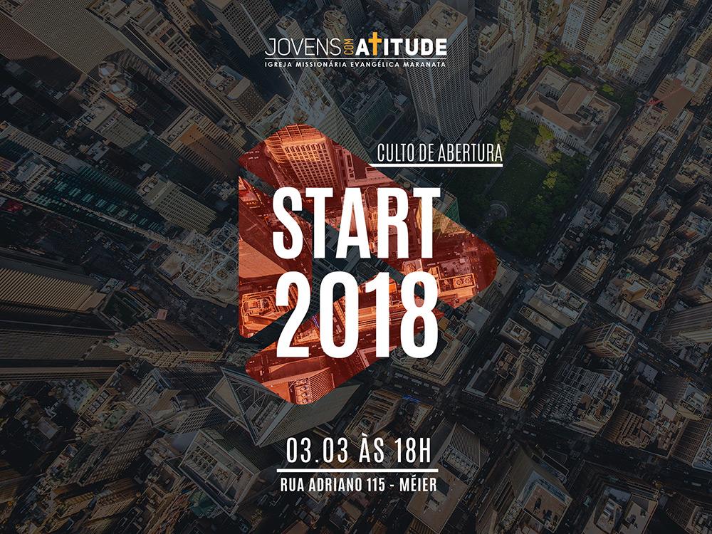 Start Jovens com Atitude