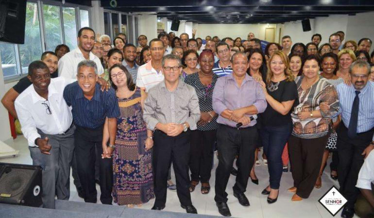 Maranata de Campo Grande e os alvos para 2018