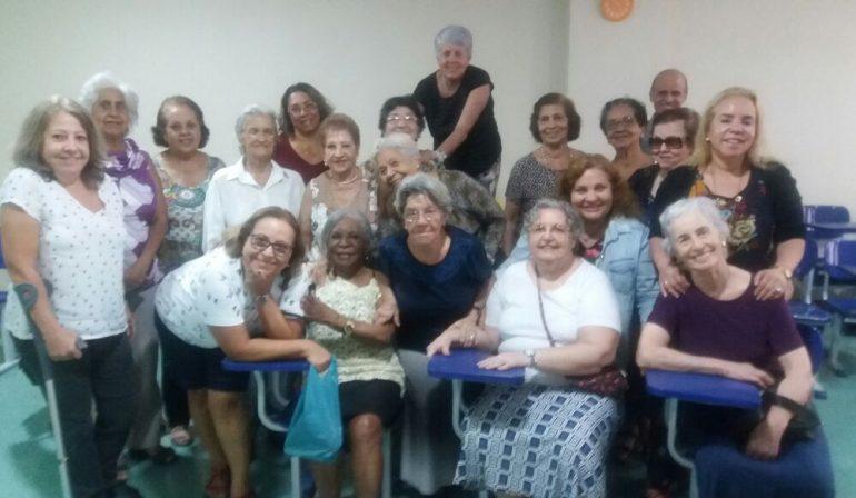 Reunião do Grupo Aconchego Tijuca