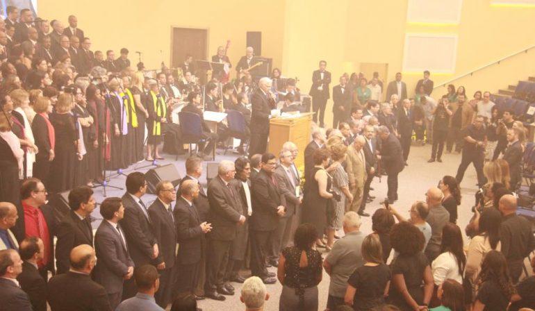 Inauguração de Campo Grande