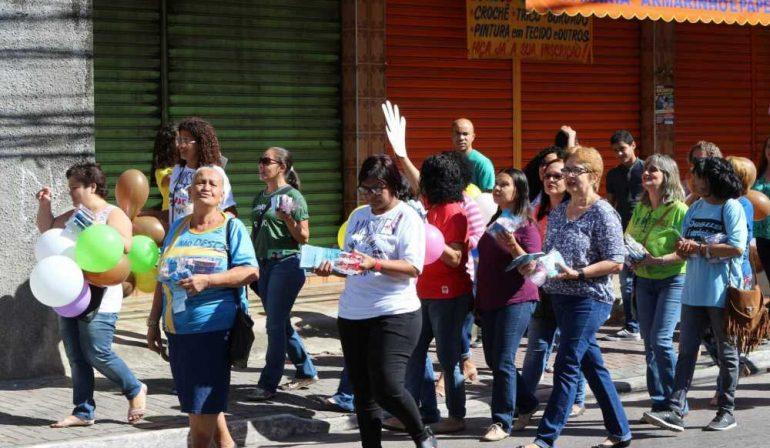 Dia da Bíblia na Vila São Luiz