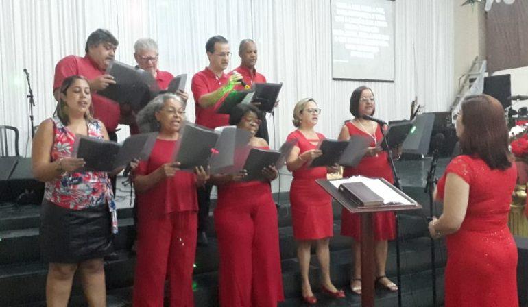 Culto de Natal em Nova Iguaçu