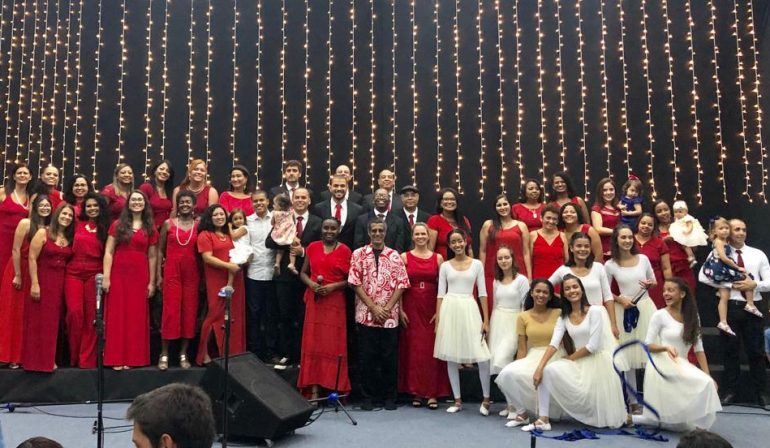 Musical de Natal em Jacarepaguá