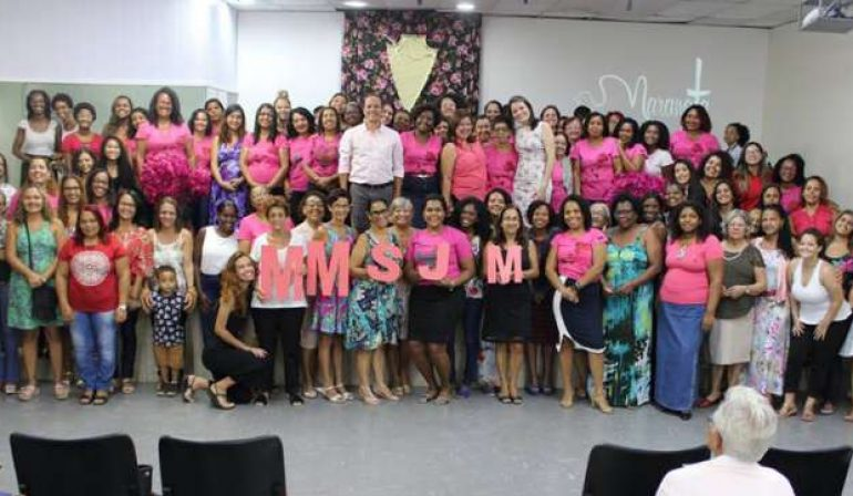 SJM – 1º Culto Feminino de 2019