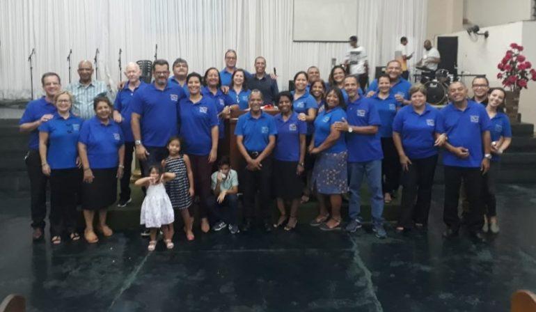 Culto do Projeto Família – Nova Iguaçu