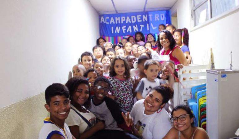 SJM – Acampadentro Infantil