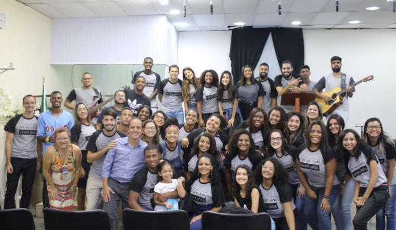 SJM – 1º Culto Jovem do Ano