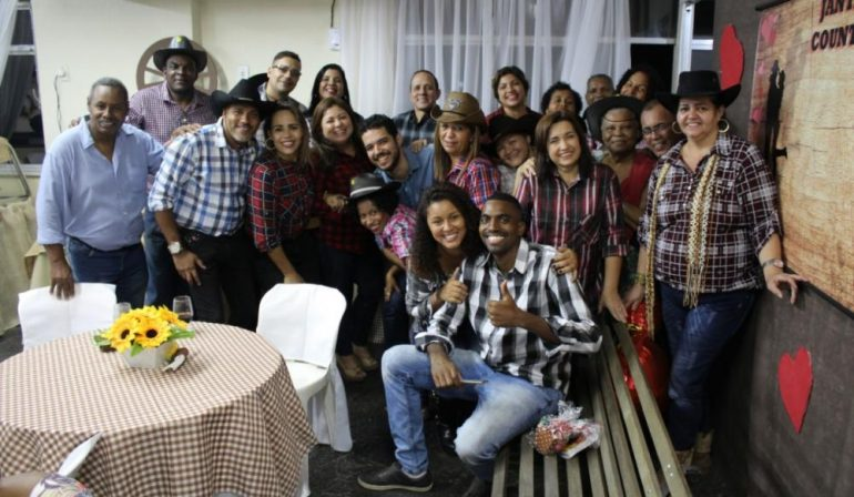 Jantar dos Casais em SJM – Junho 2019