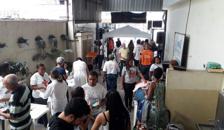 SJM – Ação Social Evangelística