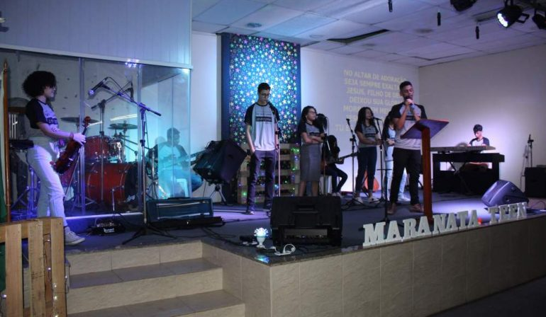 SJM – Culto dos Adolescentes