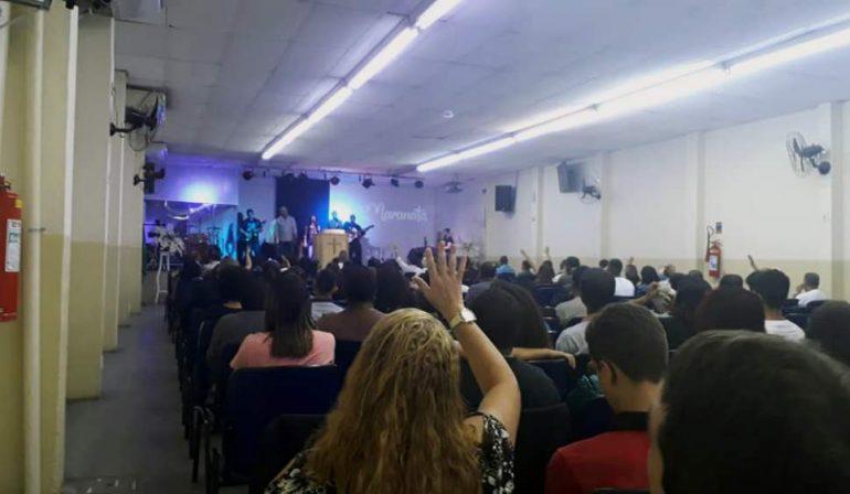 Semana de Avivamento em São João