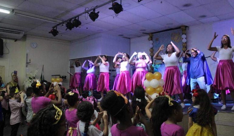 Culto Infantil em São João