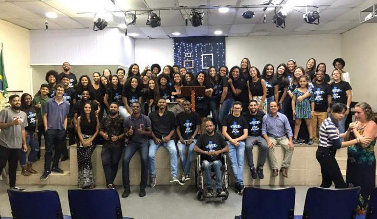 Culto Jovem em São João – Dezembro 2019