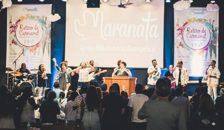 Retiro de Carnaval 2020 – Fé, Esperança e Amor